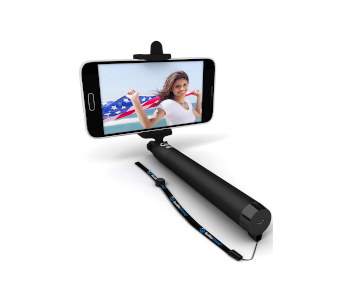 Selfie World Premium Cyclone Pro 5-in-1 Selfie Stick