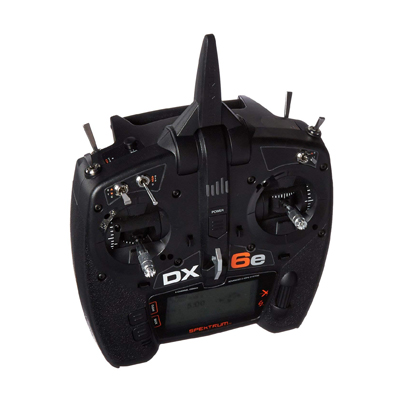 Spektrum DX6E 6CH Multi-Purpose Transmitter