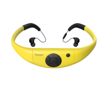 Tayogo Waterproof MP3 Headphones