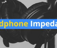 all about headphone impedance