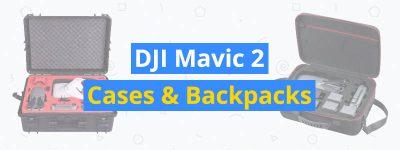 best dji mavic 2 cases and backpacks