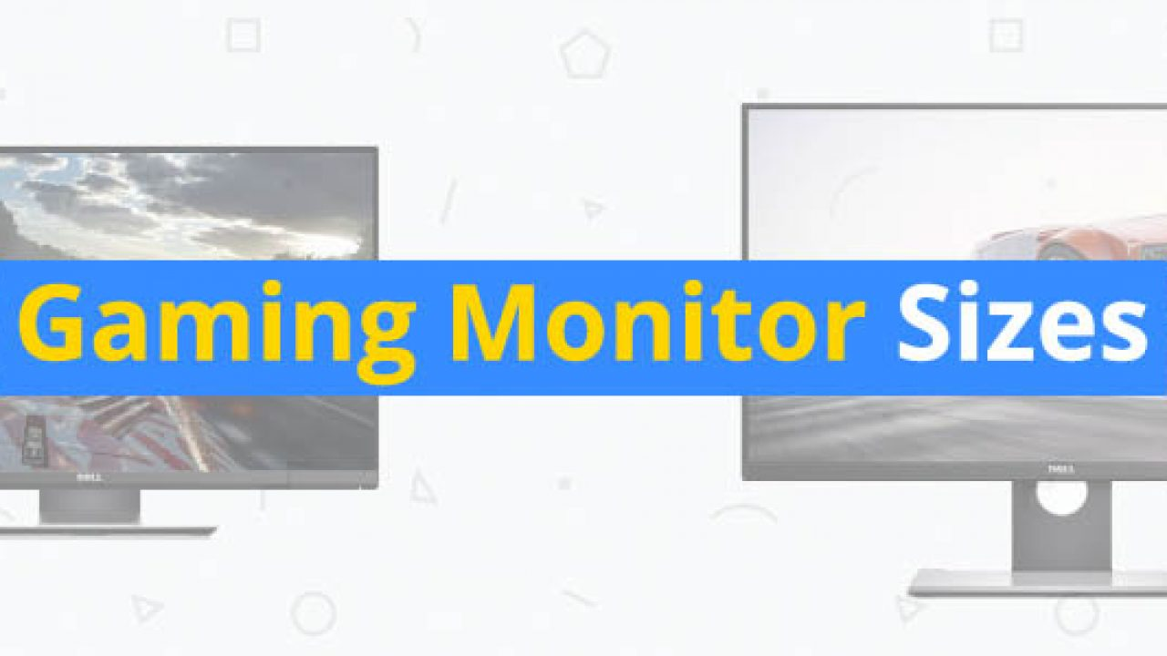 What S The Best Monitor Size For Gaming 3d Insider