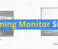 best gaming monitor sizes