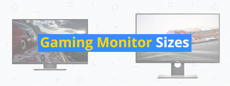 What's the Best Monitor Size for Gaming?