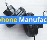 best headphone manufacturers