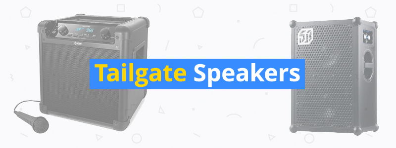 12 Best Tailgate Speakers of 2019