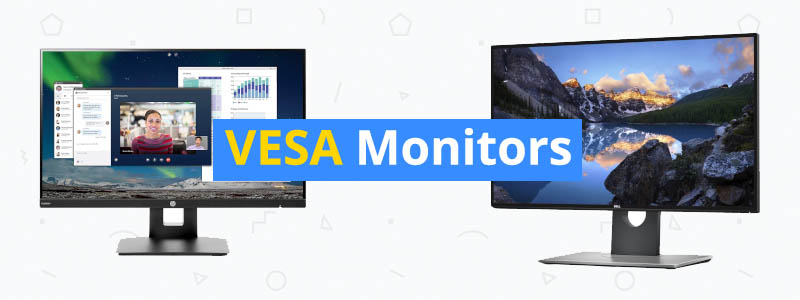 5 Best Monitors with VESA Mount Support