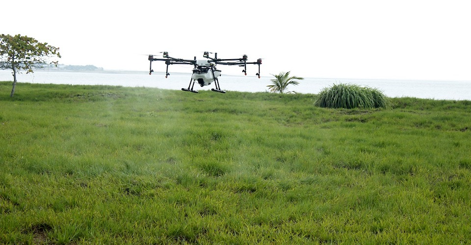 The Pros and Cons of Drone Use in Agriculture