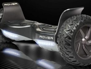 A Review of the Halo Rover: An Excellent Off-Road Hoverboard