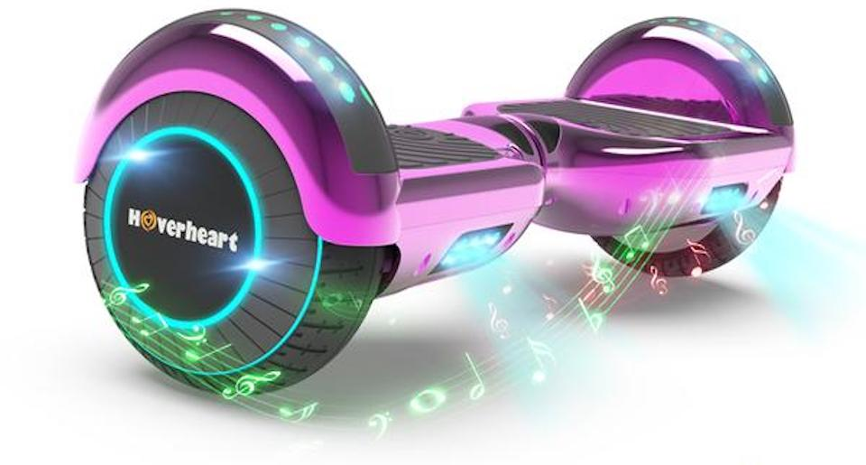 Hoverheart 6.5-inch Standard Hoverboard Review: Is it worth it?