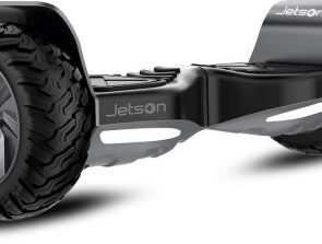 Jetson V8 All-Terrain Hoverboard Review: Is it worth it?