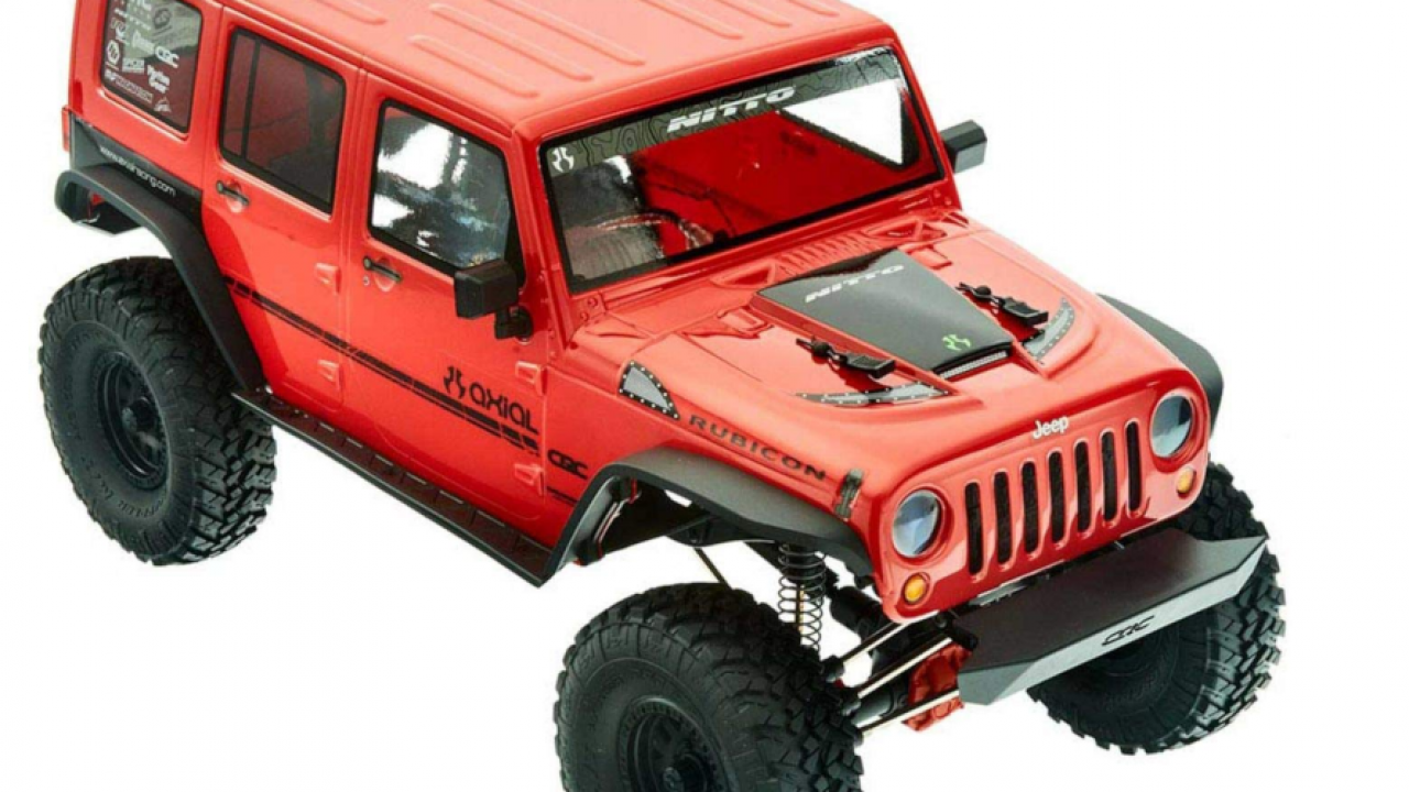 7 Best Rc Off Road Jeeps Of 2019 3d Insider