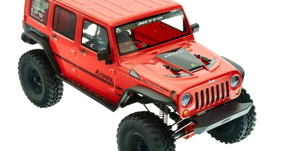 7 Best RC Off-Road Jeeps of 2019