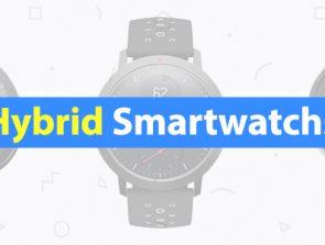 5 Best Hybrid Smartwatches of 2019