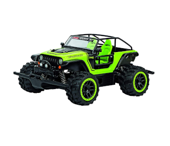 Carrera Electric 4WD Profi RC Jeep Trailcat