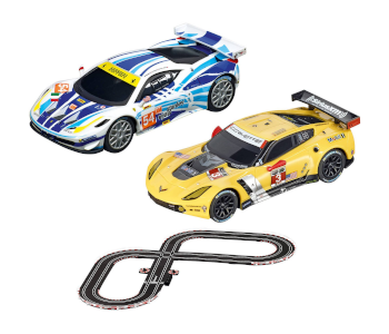 Carrera GO! GT Contest - Slot Car Race Set