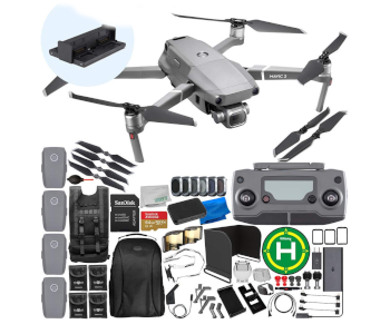 DJI Mavic 2 Pro Drone Ultimate Bundle