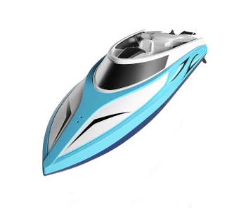 Force1 H102 Velocity RC Boat for Kids