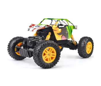 DOUBLE E Multi-Colored 4WD RC Rock Crawler