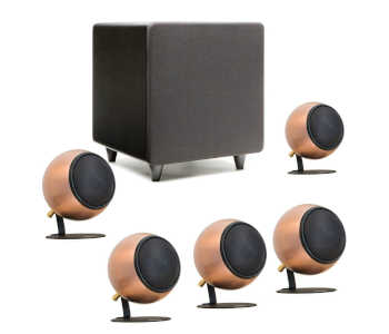 Orb Audio: Mod1 Mini 5.1 Home Theater Speaker System
