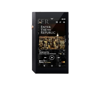 Pioneer hi-res digital audio player