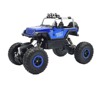 RC 4WD 1/18 Scale Off-Road Rock Climbing Jeep