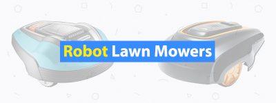 Robot-Lawn-Mowers
