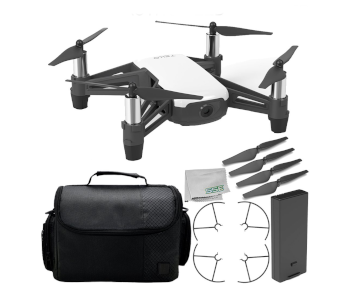 Ryze Tello HD Camera Quad Starter Travel Bundle