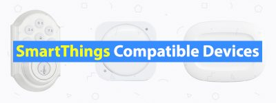 SmartThings-Compatible-Devices