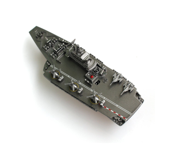 Tipmant Mini Military RC Aircraft Carrier