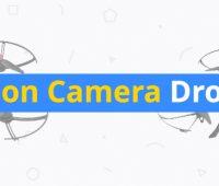 best action camera drones