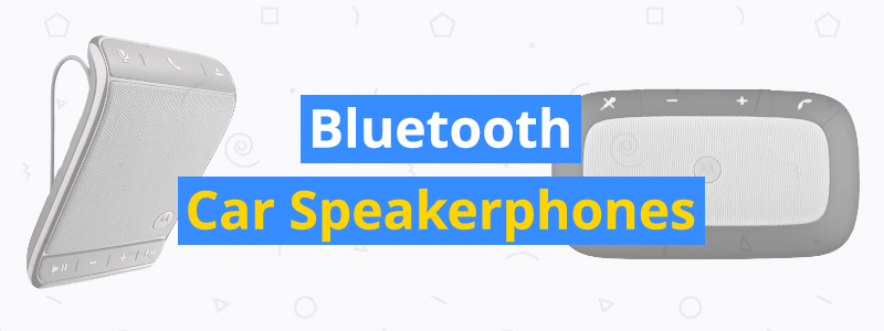 10 Best Bluetooth Car Speakerphones of 2019