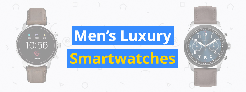 best mens luxury smartwatches