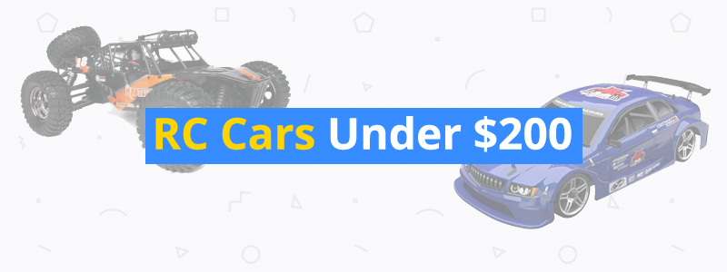 best rc cars under $200