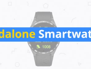 5 Best Standalone Smartwatch (Built-in Cellular LTE)