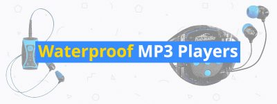 best waterproof mp3 players