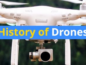 The Fascinating History of Drones
