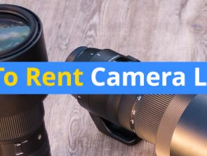 How to Rent Camera Lenses