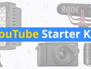 YouTube Starter Kit – The Best Gear for Beginner YouTubers