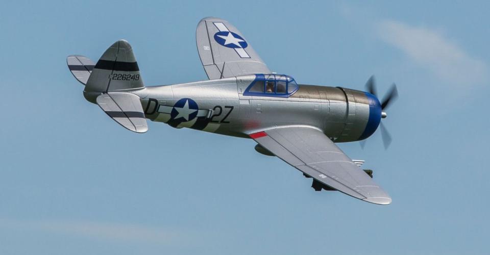 6 Best RC Warbirds of 2019 - 3D Insider