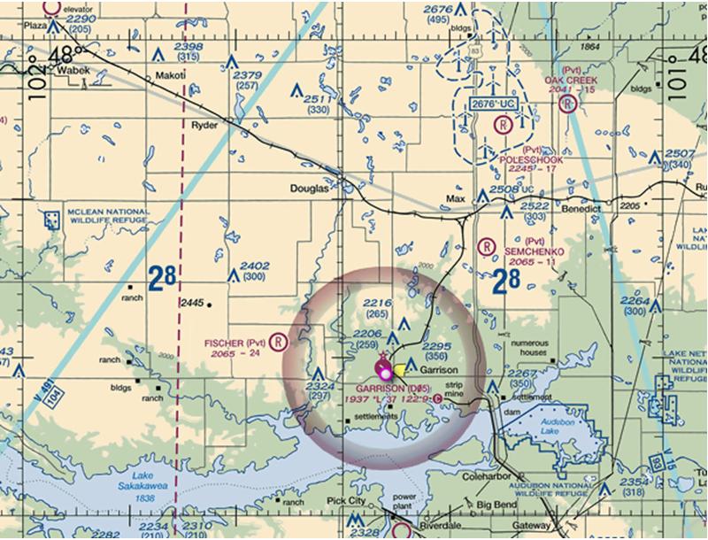 Aeronautical-Chart