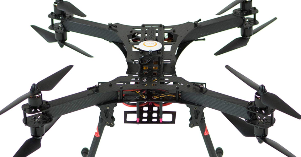 Best Octocopter Drones in 2019