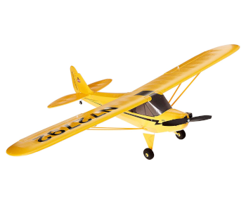 E-flite BNF UMX J-3 Cub BL Basic RC Airplane