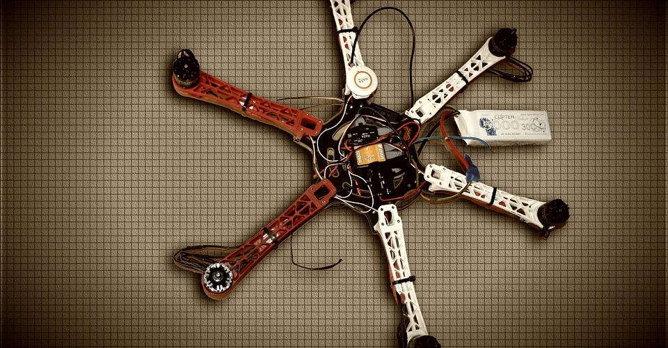 How Do Drone Motors Work?