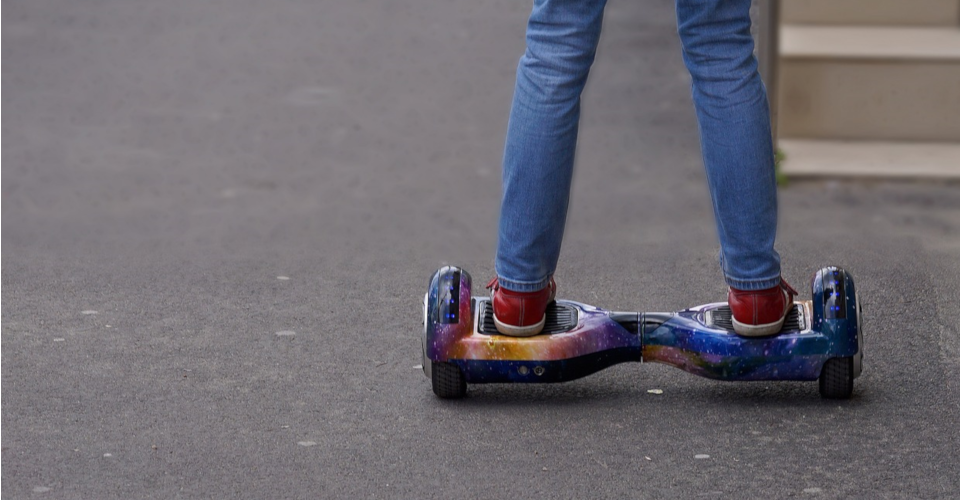 How to Ride a Hoverboard – Beginner's Guide