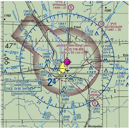 Jamestown-Airport