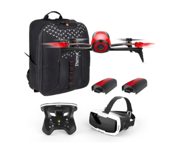 Parrot Bebop 2 FPV Fly More Pack