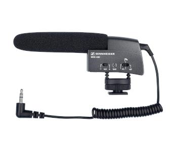 Sennheiser MKE 400 Shotgun Microphone