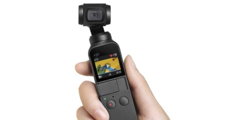 DJI Osmo Pocket Waterproof Case: Where is It?