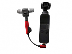 Using an External Microphone with the DJI Osmo Pocket